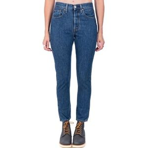 Levi 501 Skinny Jeans